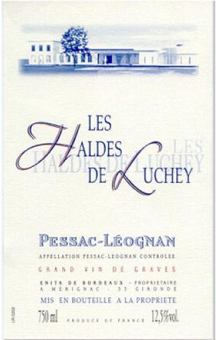 Les Haldes de Luchey Pessac-Léognan
