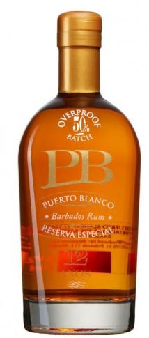 Rum Puerto Blanco Reserva Especial 12 Años