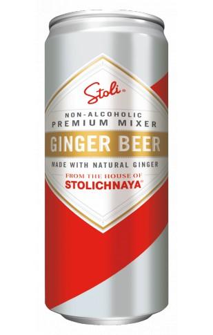 Stoli Ginger Beer