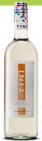 Tini Trebbiano Chardonnay