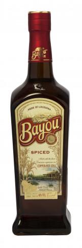Bayou Spiced