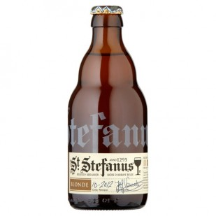 St Stefanus Blonde Ale 330ml