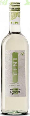 Tini Trebbiano Chardonnay Organic