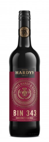 Hardy's BIN 343 Cabernet Shiraz