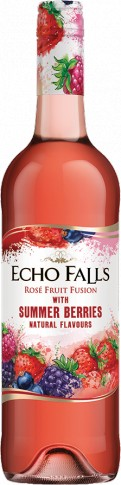 Echo Falls Fruit Fusion Summer Berries
