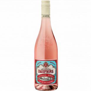 Les Dauphins IGP Méditerranée Rosé [NYHET]