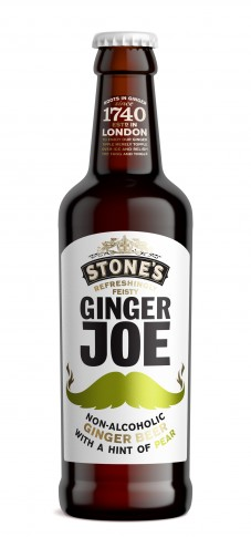 Ginger Joe Pear Alkoholfri
