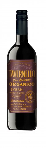 Tavernello Syrah Organic