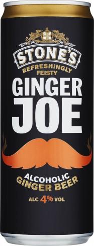 Ginger Joe 330ml Burk