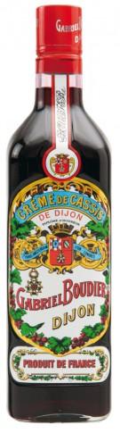 Crème de Cassis de Dijon 500ml [DECEMBERNYHET]