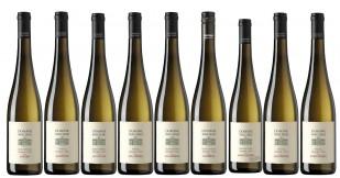 Wachau 9 x 750 ml Blandlåda Lagenkollektion 2016