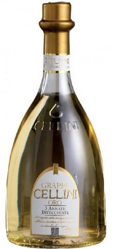 Cellini Grappa Oro