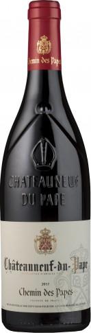 Châteauneuf-du-Pape Chemin des Papes