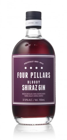 Four Pillars Bloody Shiraz Gin [NYHET I DECEMBER]