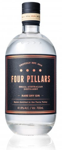 Four Pillars Rare Dry Gin - Collection Spirits
