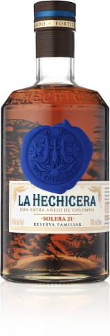 La Hechicera Extra Añejo Solera 21 [NYHET I DECEMBER]