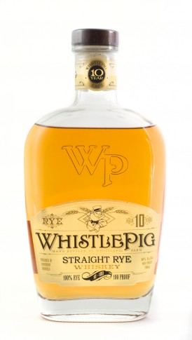 Whistlepig Straight Rye Whiskey Aged 10 Years - Collection Spirits