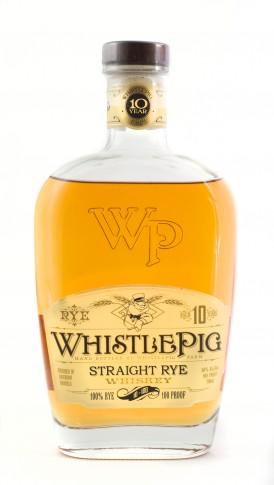 Whistlepig Straight Rye Whiskey Aged 10 Years [NYHET I VÅR]