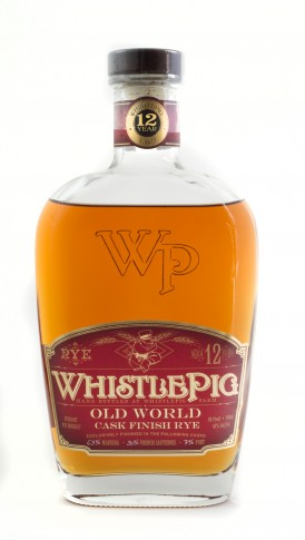 Whistlepig Old World Cask Finish Aged Rye 12 Years - Collection Spirits
