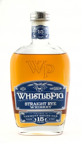 Whistlepig Straight Rye Whiskey Aged 15 Years - Collection Spirits