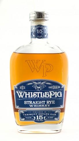 Whistlepig Straight Rye Whiskey Aged 15 Years [NYHET I VÅR]