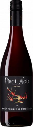Cépages Pays d'Oc Pinot Noir MARSLANSERING