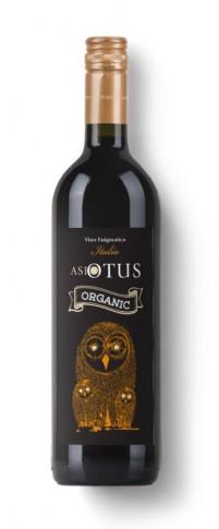 Asio Otus Rosso Organic
