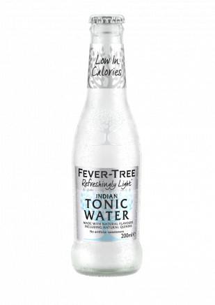Refreshingly Light Indian Tonic Water