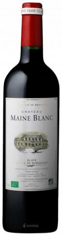 Chateau Maine Blanc - Blaye Cotes de Bordeaux