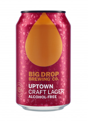 Big Drop Uptown Craft Lager