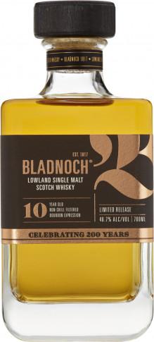 Bladnoch Distillery 10 YO