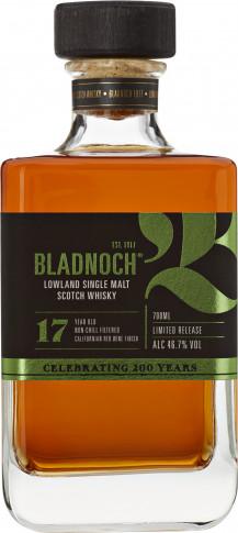 Bladnoch Distillery 17 YO