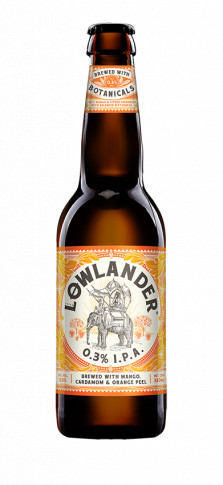 Lowlander I.P.A. 0.3%