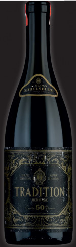 TRADITION Heritage Cuvée 50 years - I lager från 14 maj