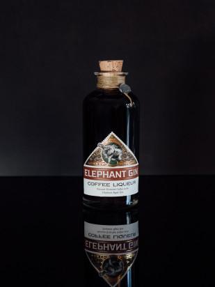 Elephant Gin Coffee Liqueur (i lager slutet av oktober)
