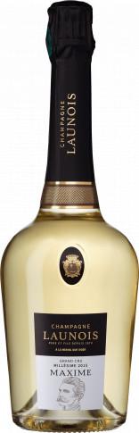 Launois Grand Cru Blanc de Blancs Millésimé Maxime
